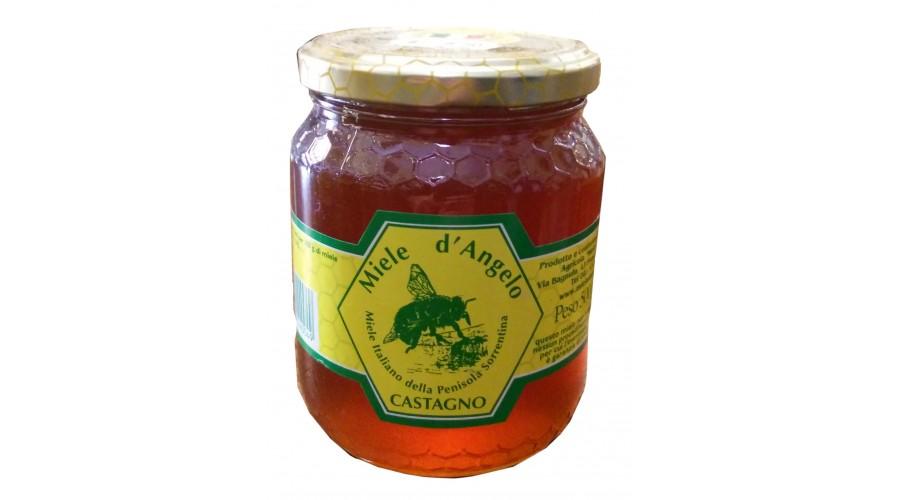 Miele di castagno  -Miele italiano  della penisola Sorrentina -  D'Ang
