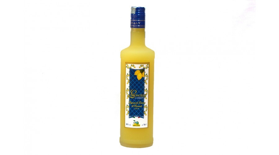 Limoncello di Sorrento - Liquore di limoni di Sorrento 50 cl