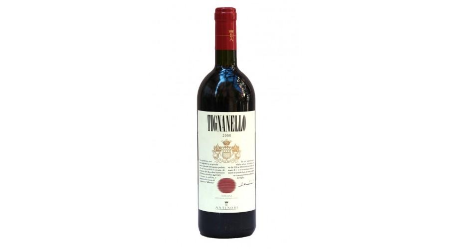 Tignanello igt - Antinori - 2000