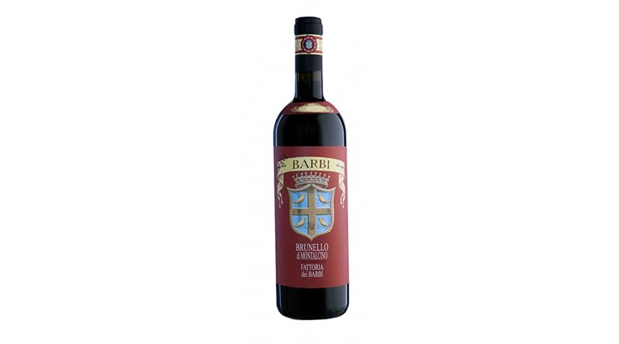 Brunello di Montalcino  docg ,Fattoria dei Barbi,riserva 1997