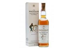 Macallan sigle Highland Malt Sscotch Whisky 7 years old