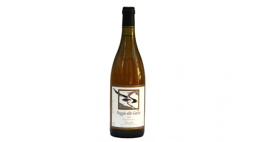 Poggio alle Gazze - 2001 - Sauvignon Blanc igt - 750ml