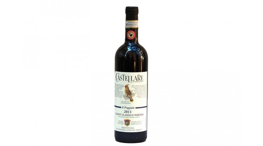 Castellare di Castellana - 2011 - Chianti classico Riserva docg
