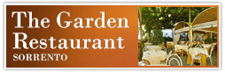 The Garden Restaurant